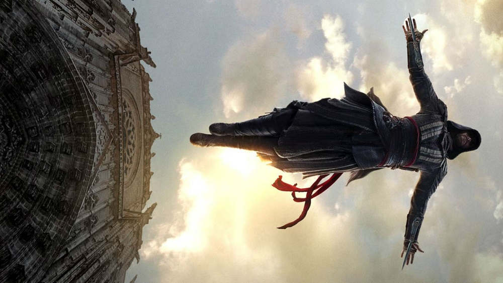 'Assassin's Creed' runtime warns viewers to get early an bathroom break 2016 images