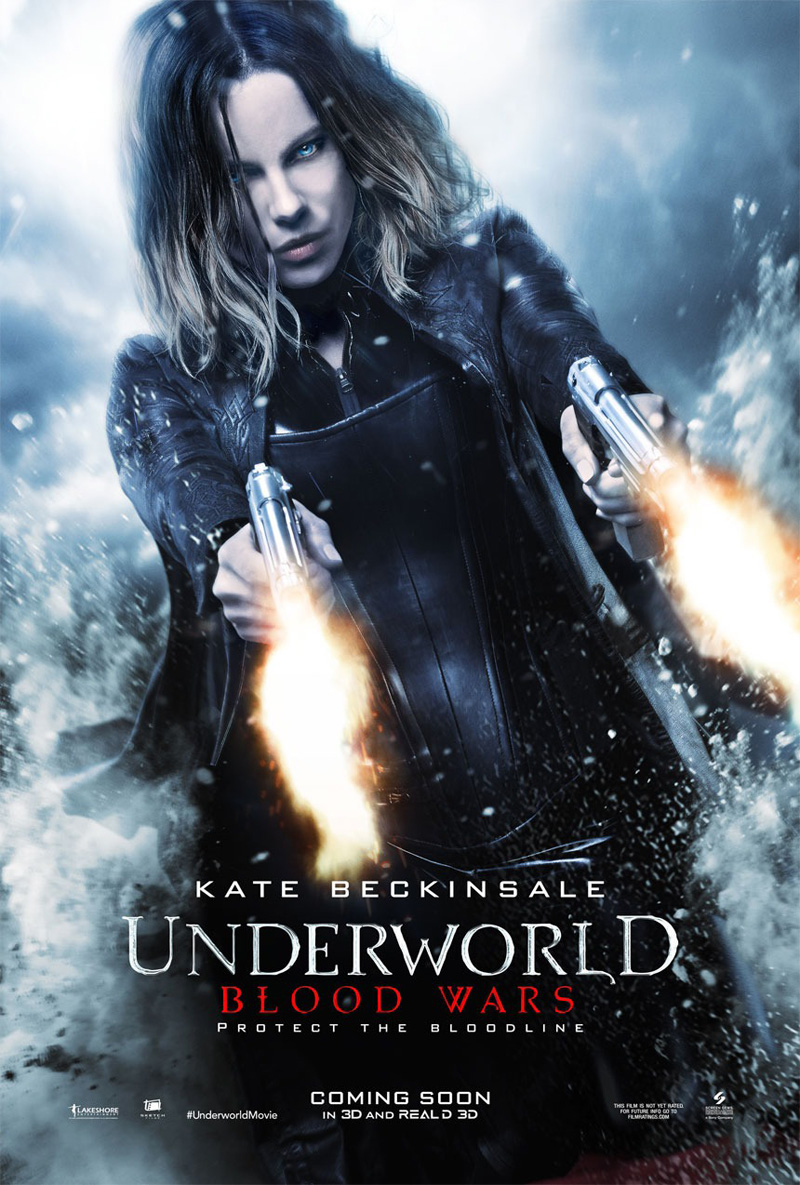 New 'Underworld Blood Wars' Poster Tells Us to Protect the Bloodline 2016 images