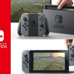 Behold, the Nintendo Switch has arrived