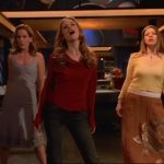buffy the musical with amber benson
