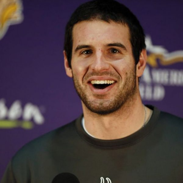 christian ponder getting starter support from 49ers