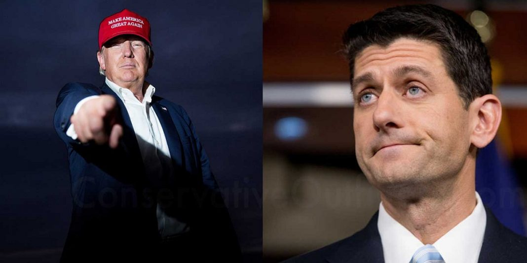 could donald trump wind up costing paul ryan his job 2016 images