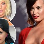 demi lovato takes on taylor swift for katy perry