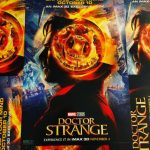 doctor strange limited edition poster