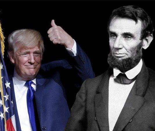donald trump forgets reason for lincolns gettysburg address