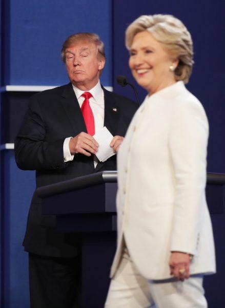 donald trump look 2016
