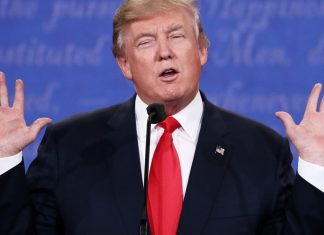 donald trump makes own headlines with election result answer 2016 images