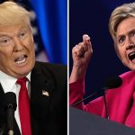 Donald Trump vs Hillary Clinton final debate before election
