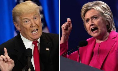 donald trump vs hillary clinton final debate before election ends 2016 images