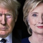 Donald Trump vs Hillary Clinton race now all about women