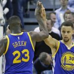 ESPN hit piece doesn't sway Stephen Curry from Draymond Green