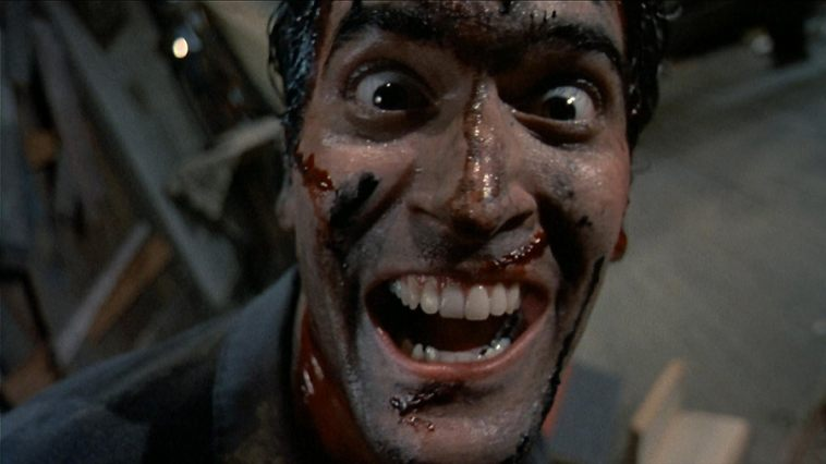 evil dead 2 scariest halloween movies