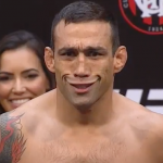 fabrico werdum on reebox protest