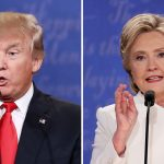 fact or fiction hillary clinton vs donald trump final debate 2016 images
