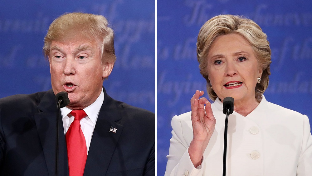 Fact or Fiction: Hillary Clinton vs Donald Trump final third debate 2016 images