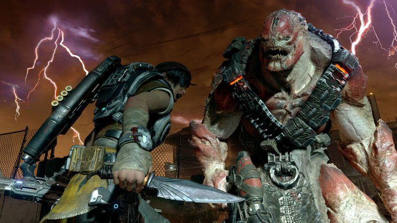 gears of war 4 monsters