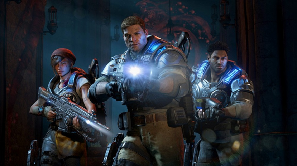 REVIEW: 'Gears of War 4' reminds us what we always loved about it 2016 images