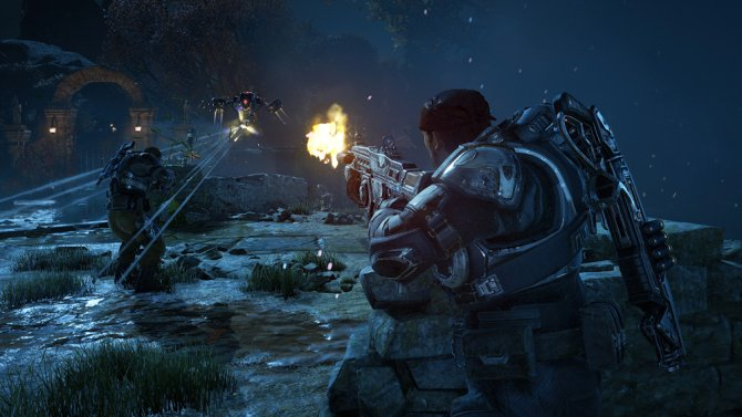gears of war movie coming