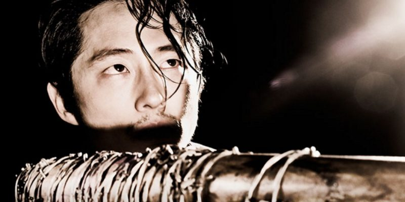 glenn walking dead lucille bat season 7 dies