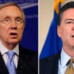 harry reid thinks james comey broke law with emails