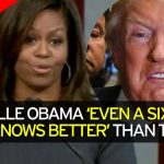 Heroes and Zeros: Michelle Obama vs Donald Trump