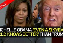heroes and zeros michelle obama vs donald trump 2016 images