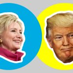 hillary clinton and donald trump issues