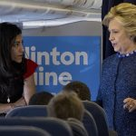 hillary clinton deal with anthony weiner again