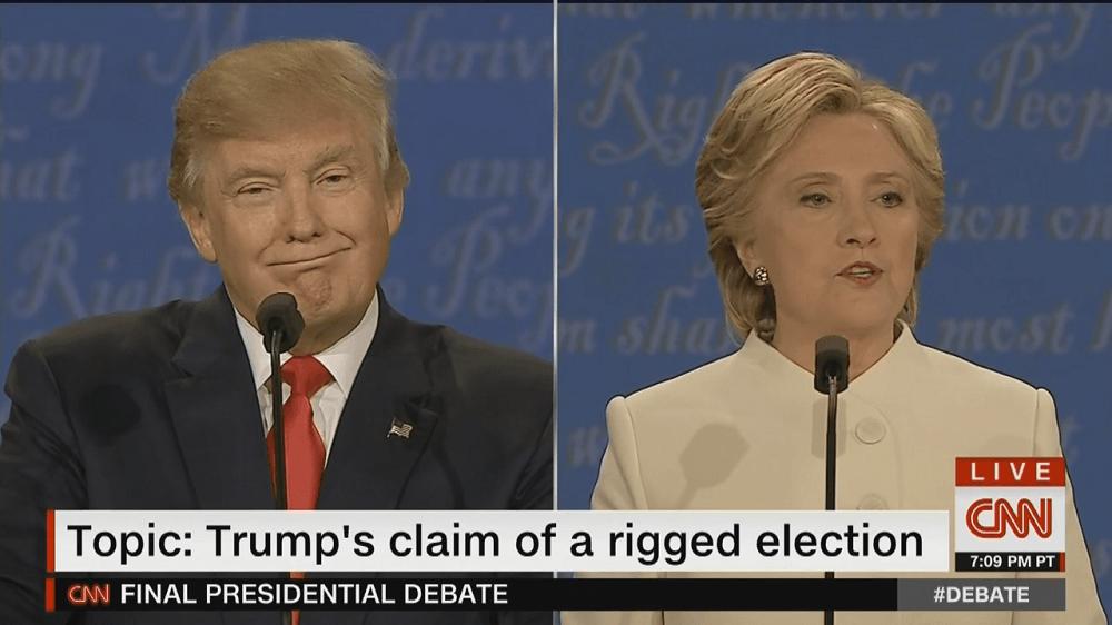 hillary clinton donald trump final debate biggest takeaways 2016 images