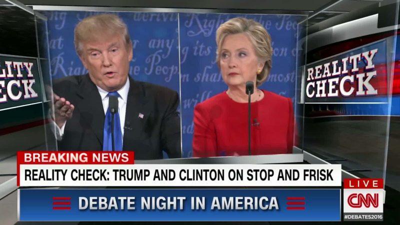 hillary clinton vs donald trump debate 2 fact check