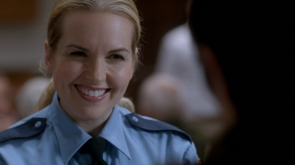 Interview: Briana Buckmaster talks 'Supernatural' and Sheriff Donna Hanscum 2016 images