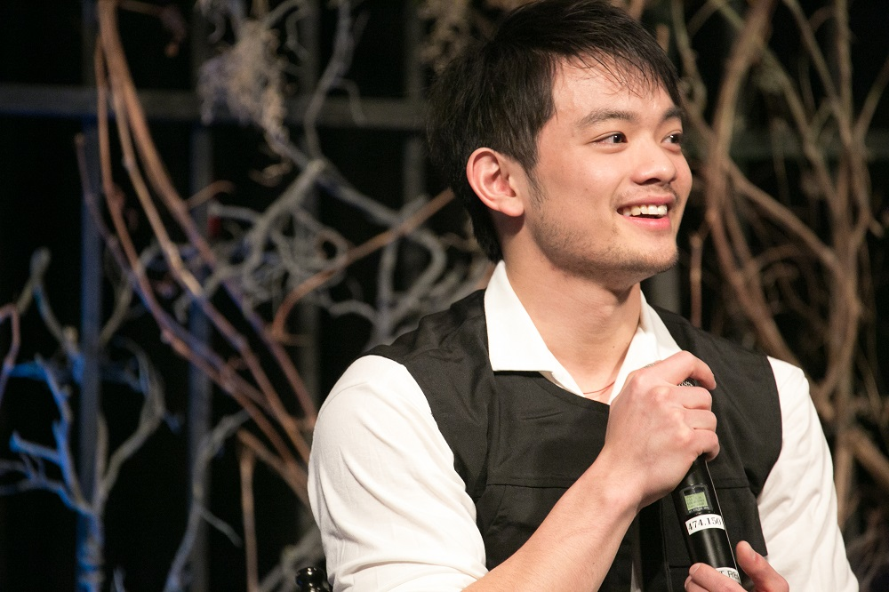 Interview: Osric Chau talks 'Supernatural' and being Kevin Tran 2016 images