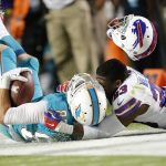 Jarvis Landry hit on Aaron Williams has Rex Ryan talking college rules