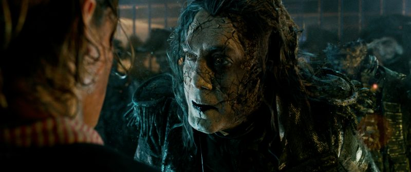 javier bardem pirates of the caribbean dead men tell no tales