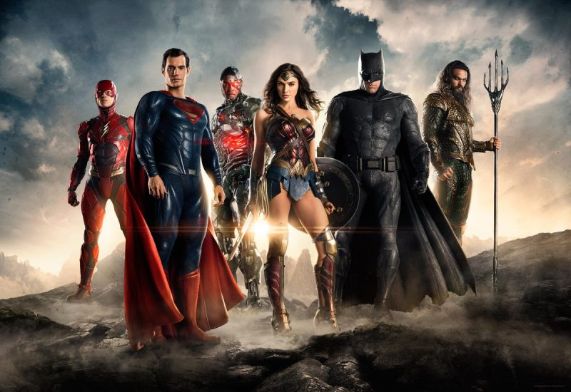 justice league cast movie images