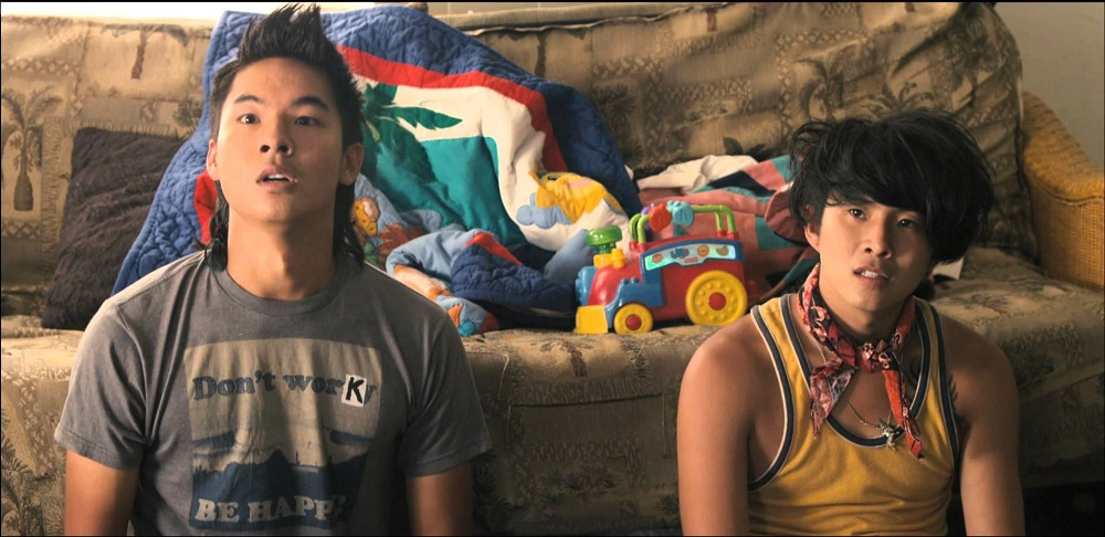 Justin Chon talks 'Satanic,' Racist Casting and that YouTube Channel 2016 images