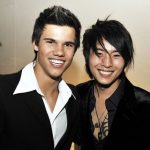 justin chon twilight with tyler lautner