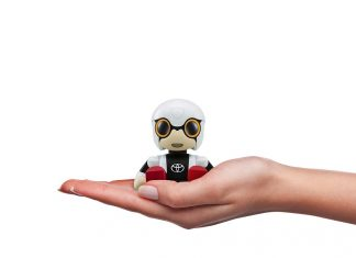 kirobo mini technological imaginary friends 2016 images