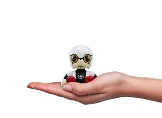 kirobo mini technological imaginary friends 2016 images