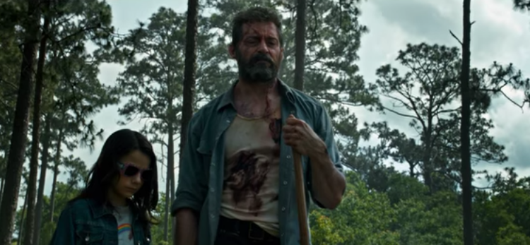 logan movie images hugh jackman