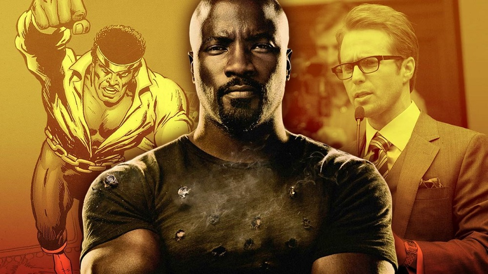 'Luke Cage' and MCU TV Updates 2016 images