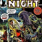 marvel dead of night comic