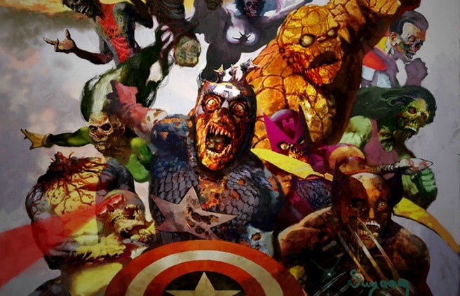 marvel horror world