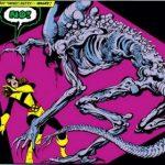 marvel xenomorph aliens