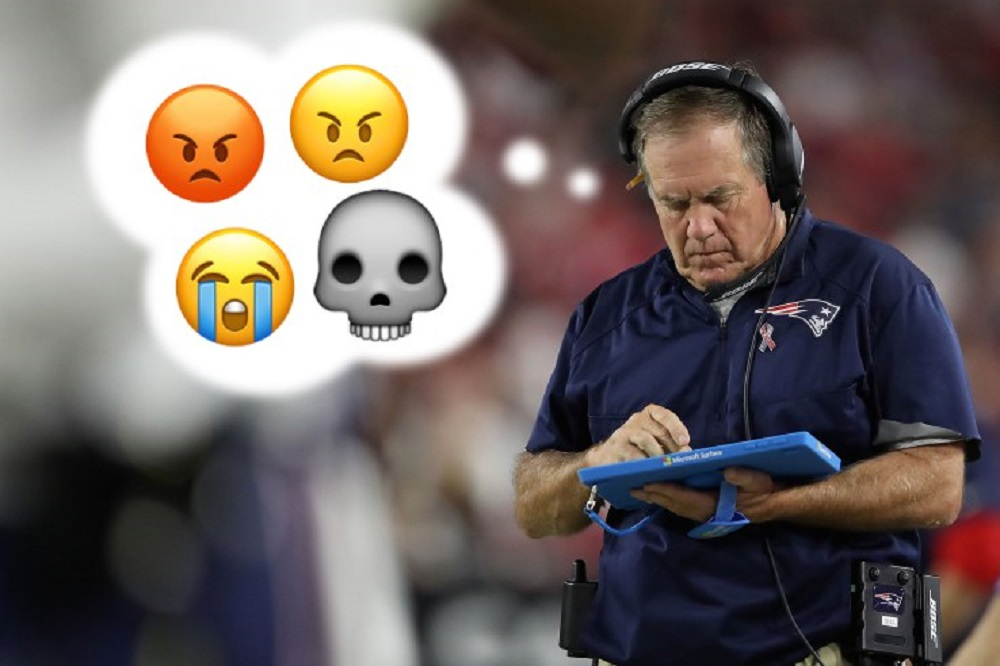 Microsoft defends Surface Tablet after Bill Belichick trashes it 2016 images