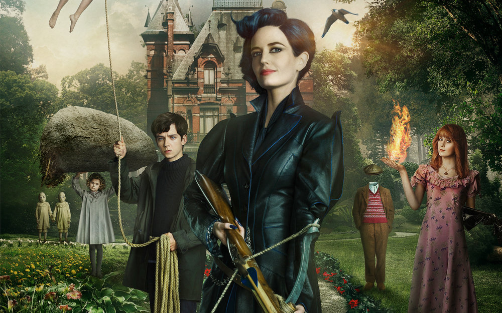 'Miss Peregrine's Home For Peculiar Children' Not Tim Burton's best, but passable 2016 images