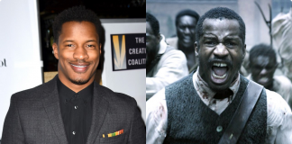 nate parker making it harder to separate him from birth of a nation 2016 images