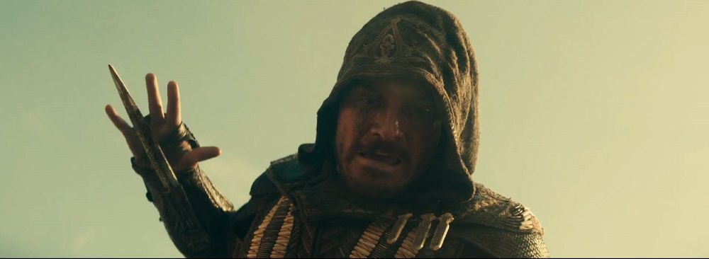 New Assassin S Creed Trailer Brings On Fassbender Hidden Blade