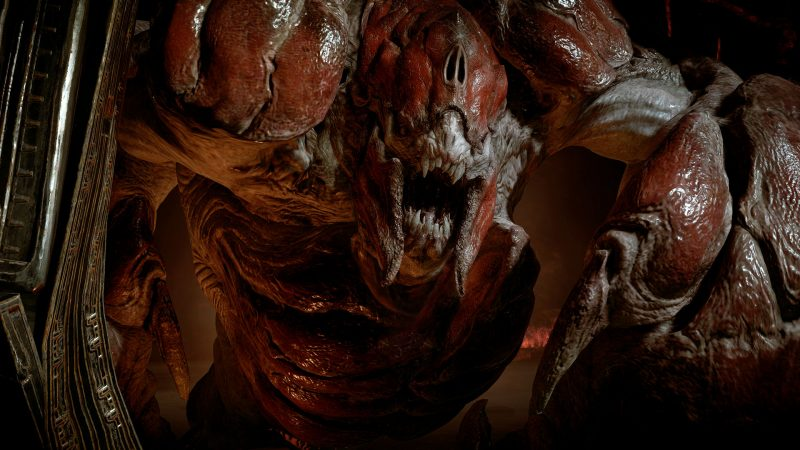 new monsters in gears of war 4 review images