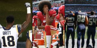 nfl ratings drop not just from anthem protests 2016 images